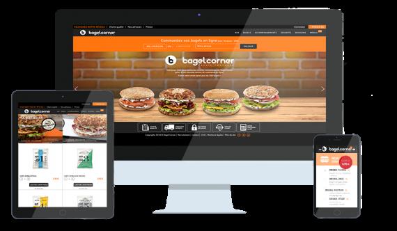 showcase site e-commerce