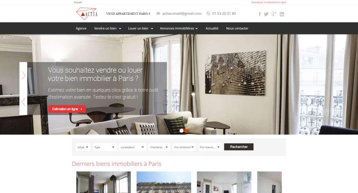 1_Actia_Homepage