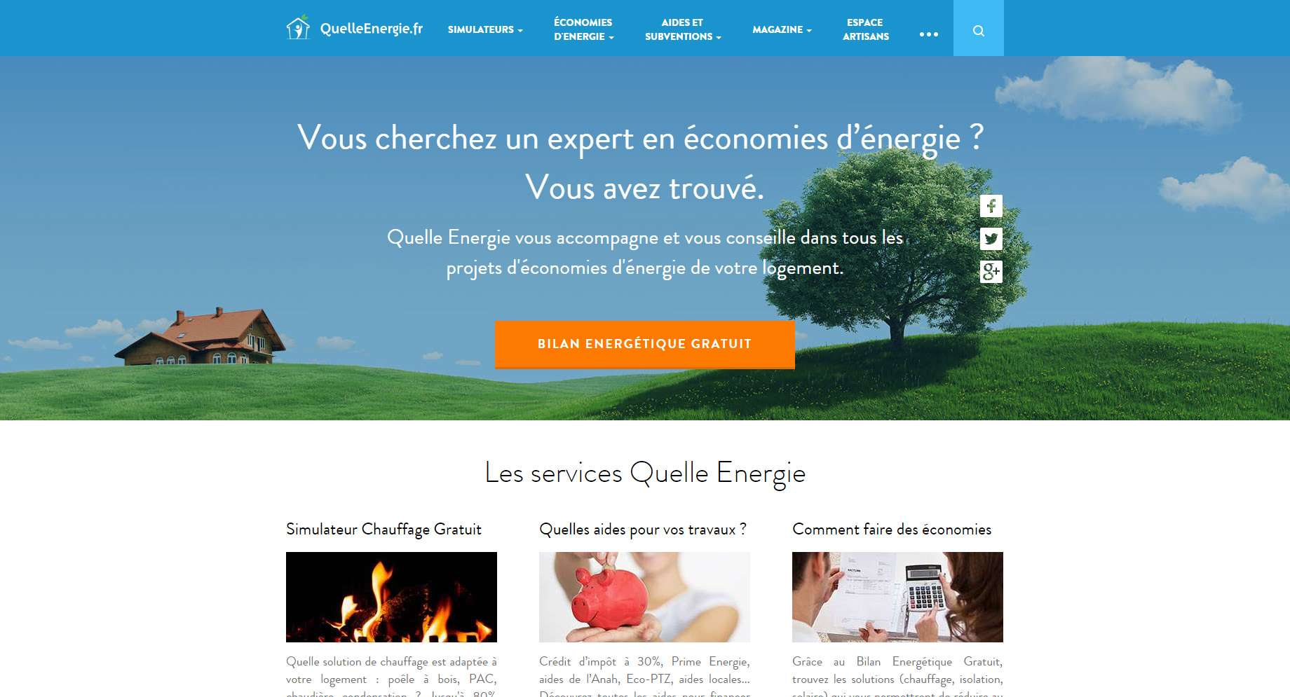 Latest Quelle Energie With Bilan Energtique Maison Gratuit
