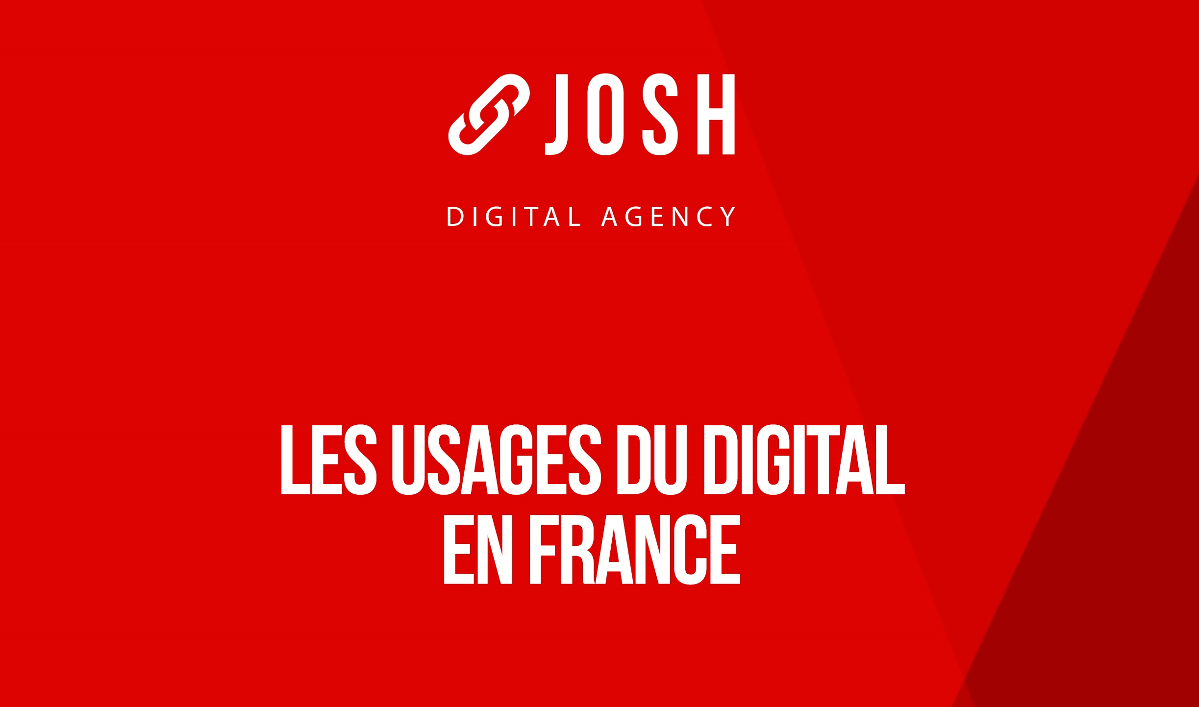Infographie : Les usages du digital en France (suite)