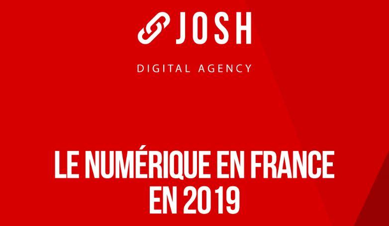 Infographie : le numérique en France en 2019