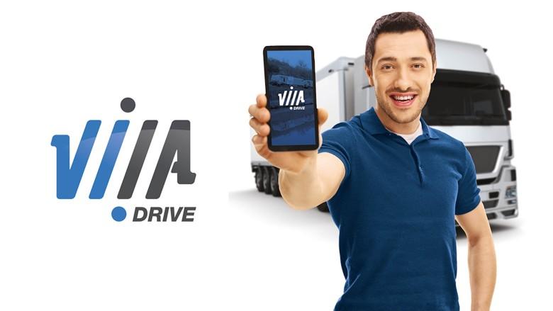 VIIA DRIVE, l'application qui facilite le parcours des chauffeurs