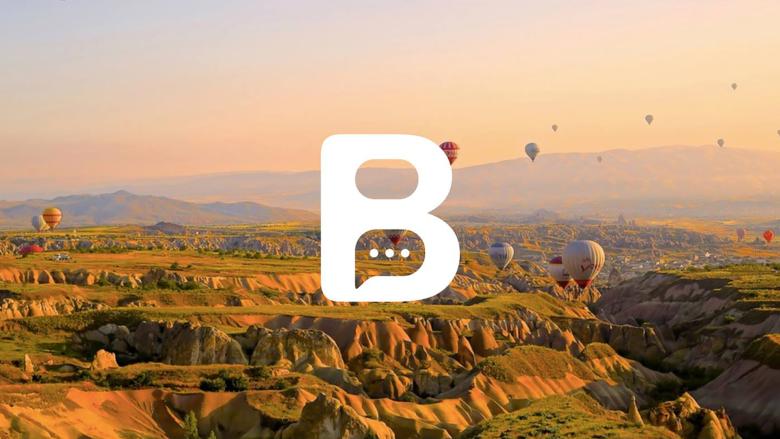L'application Blumbber, le réseau social du futur